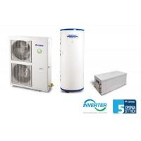 Home εξωτερικές μονάδες GMV με δυνατότητα παραγωγής ζεστού νερού